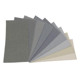 Regular Micro Mesh Sheet Pack of 9 grades