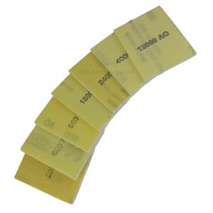 """MICRO MESH AO Soft Touch Pads 3""""x4"""""""