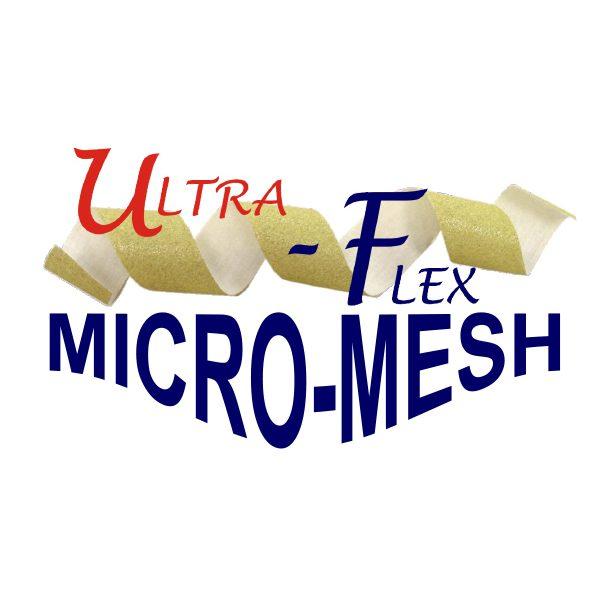 Micro-Mesh Ultra Flex Logo | GC Abrasives